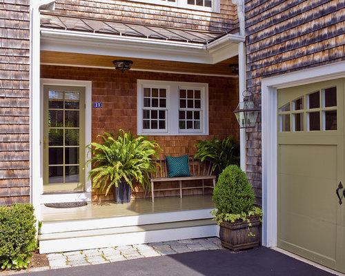 Cape cod garage doors houzz for Cape cod garage doors