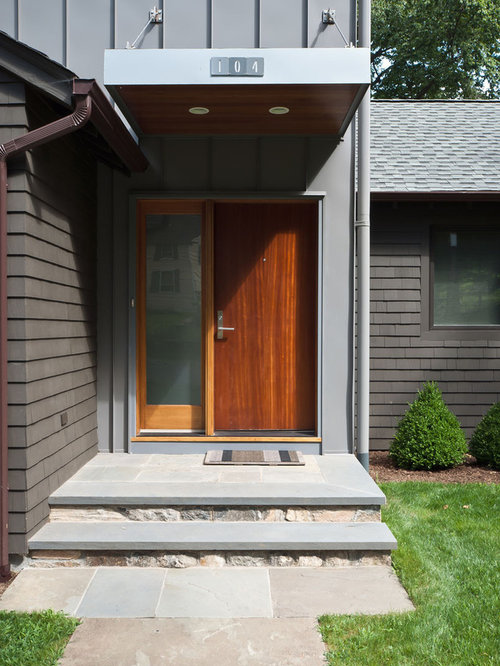 front door steps houzz