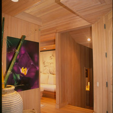Tropical Entry by Jim Weinberg Lifestyles