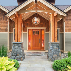 craftsman entry by Phinney Design Group