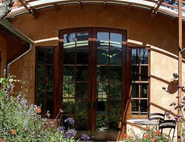 Kentfield New Primitive Residence