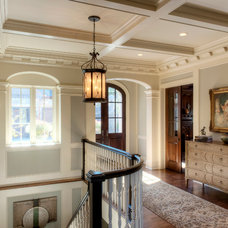 Eclectic Entry by Gabriel Builders Inc.