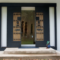 Eclectic Entry by Alan Hoffmann Company