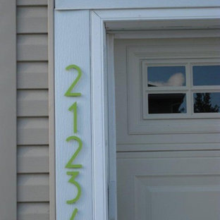 Unique House Numbers Houzz