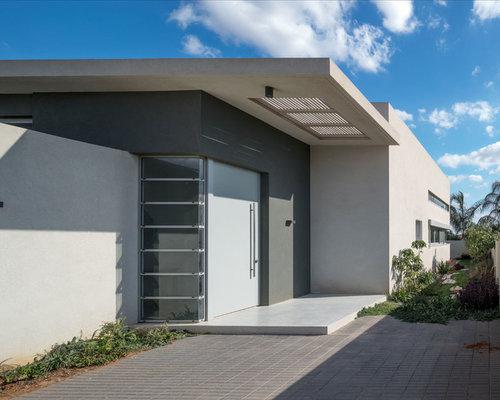 Modern Front Door Design Ideas Renovations amp Photos With