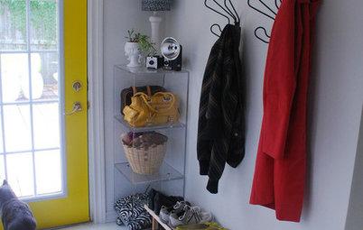 Organizing Starts at the Door