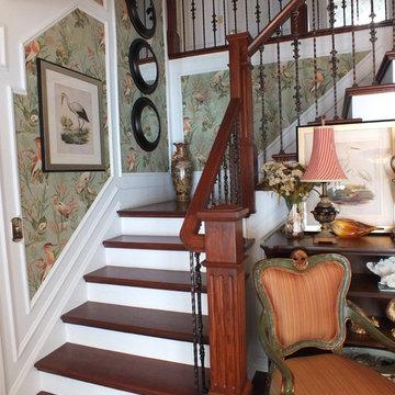 Kirtland OH staircase makeover