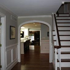 Traditional Entry Kitchen remodel
