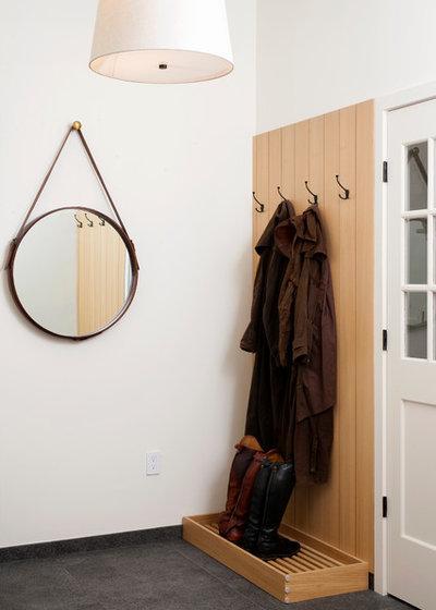 Современный Прихожая by NF interiors