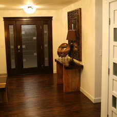 Transitional Entry by Inland Bath & Kitchen, Inc.
