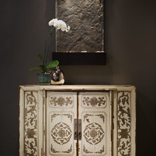 Asian Entry by Kristina Wolf Design