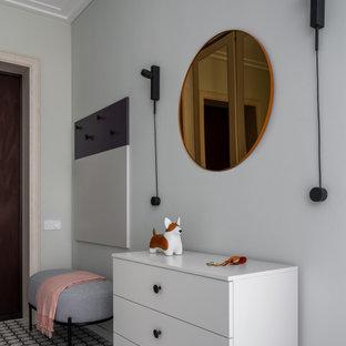 Источник вдохновения для домашнего уюта: прихожая в скандинавском стиле