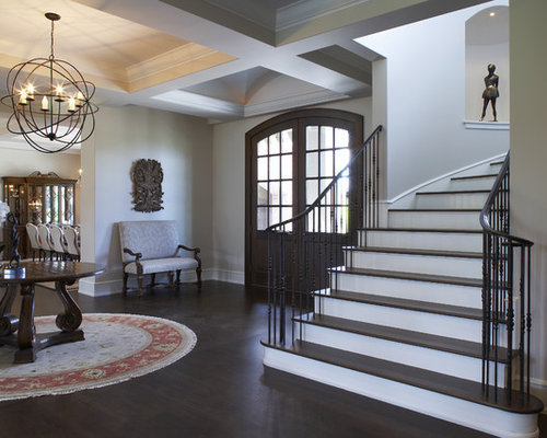 Foyer seating home design ideas pictures remodel and decor for Foyer seating area ideas