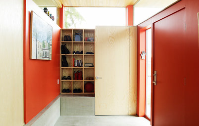 Smart Storage Solutions for Messy Entries