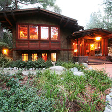 Craftsman Entry by Arroyo WoodWorks