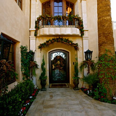 Mediterranean Entry by Sullivan's Stone Factory