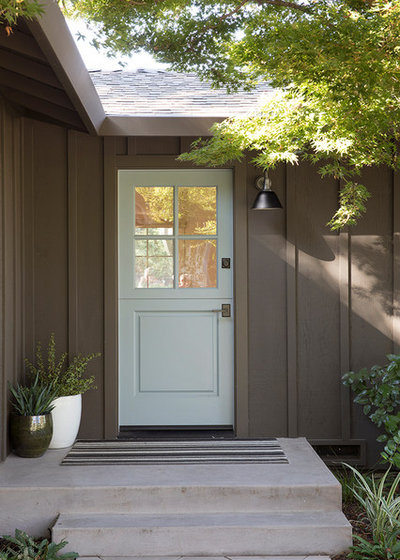 Transitional Entry by Libby Raab Architecture