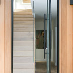 Kirkland Residence Contemporary Entry Seattle By