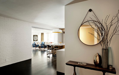 Houzz Tour: Sumptuous Sophistication for a Manhattan Loft