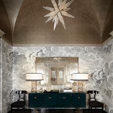 Contemporary Entry by Lichten Craig Architecture + Interiors