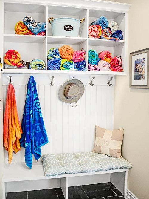 hauswirtschaftsraum modern ideen f r waschk che und. Black Bedroom Furniture Sets. Home Design Ideas