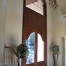 Mediterranean Entry by Bergeron Custom Homes, LLC