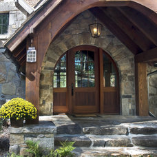 Rustic Entry by The Berry Group