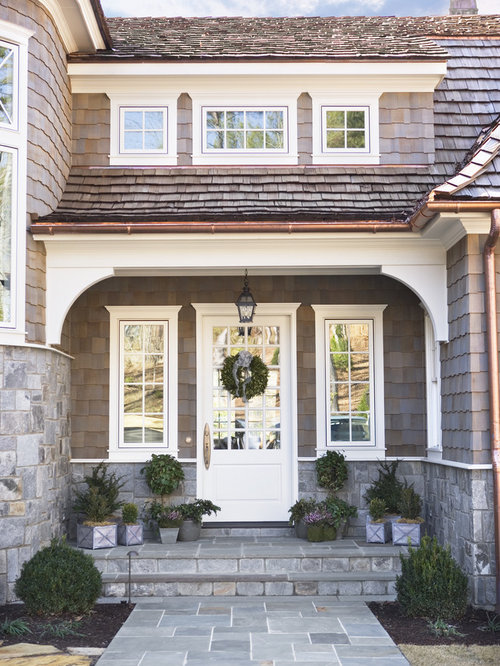 Front Steps Design Ideas front door steps design pictures remodel decor and ideas page 4 Inspiration For A Large Victorian Front Door Remodel With A Single Front Door And A Glass