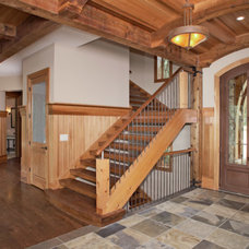 Rustic Entry by The Norwood Group