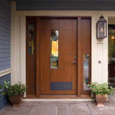 Transitional Entry by roomTEN design