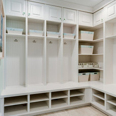 Traditional Closet by Carolina Classic Remodeling