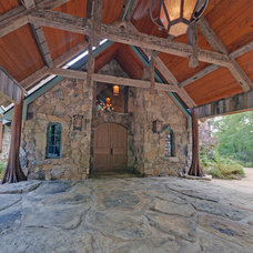 Rustic Entry by Envision Web