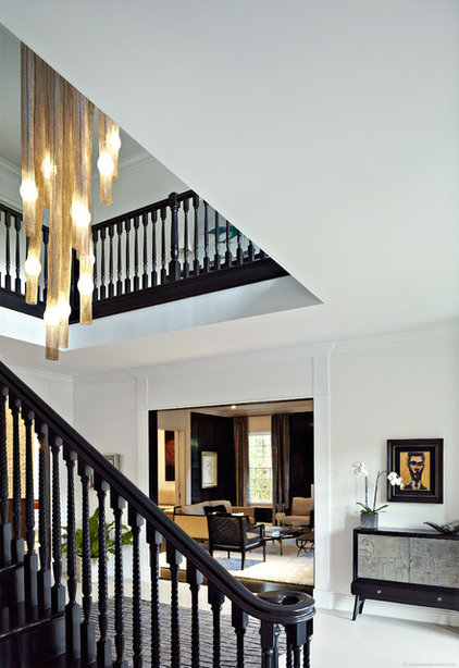 Contemporary Entry by Malgosia Migdal, ASID