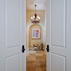 Traditional Entry by Design Studio by Raymond