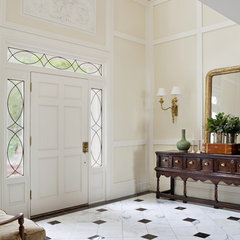 traditional entry by Tim Barber LTD Architecture & Interior Design