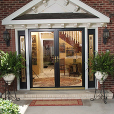 Traditional Entry by Larson Storm Doors