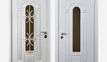 Lazio Entry Door