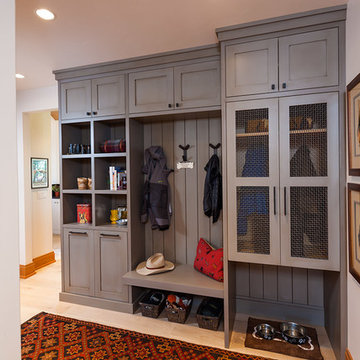 Lazy Heart Ranch | Mudroom