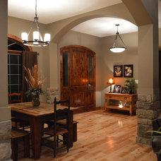 Traditional Entry Ledbetter House