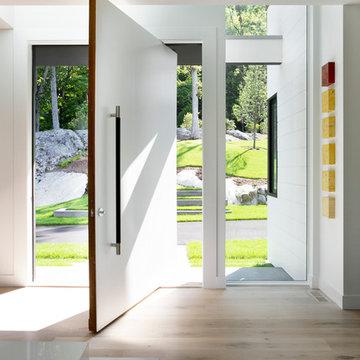 Ledgewood-  Front Door