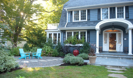 10 Friendly Front-Yard Seating Ideas