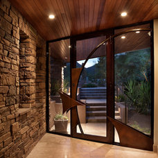 contemporary entry by Process Design Build, L.L.C.