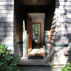 Rustic Entry by Randall Design