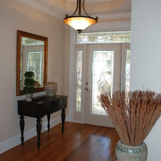 Traditional Entry by Priester's Custom Contracting, LLC