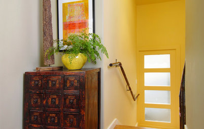 13 Ways to Paint an Interior Door