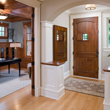 Foyer - Small homes
