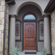 Mediterranean Entry by Shai Homes