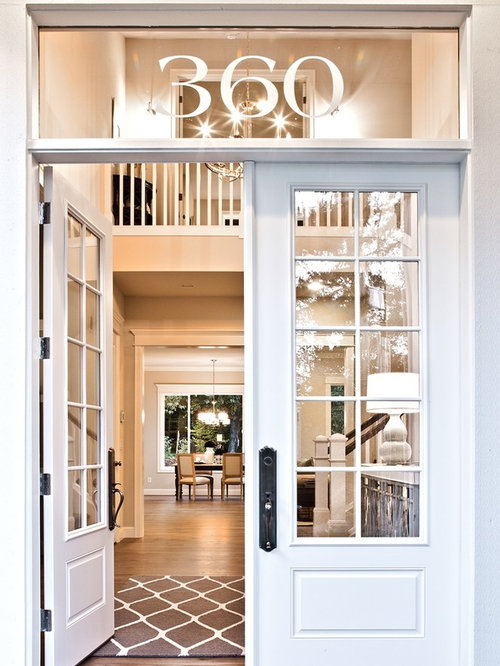 Front Door With Transom Ideas Pictures Remodel And Decor
