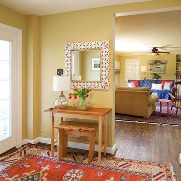 Living Room Feng Shui Redesign