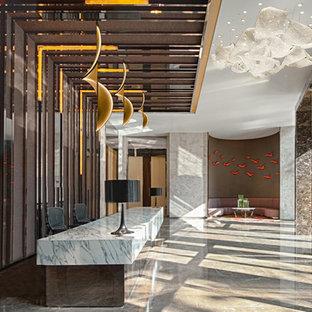 Lobby Design - Commercial Interior Design, Lobby Design Miami
